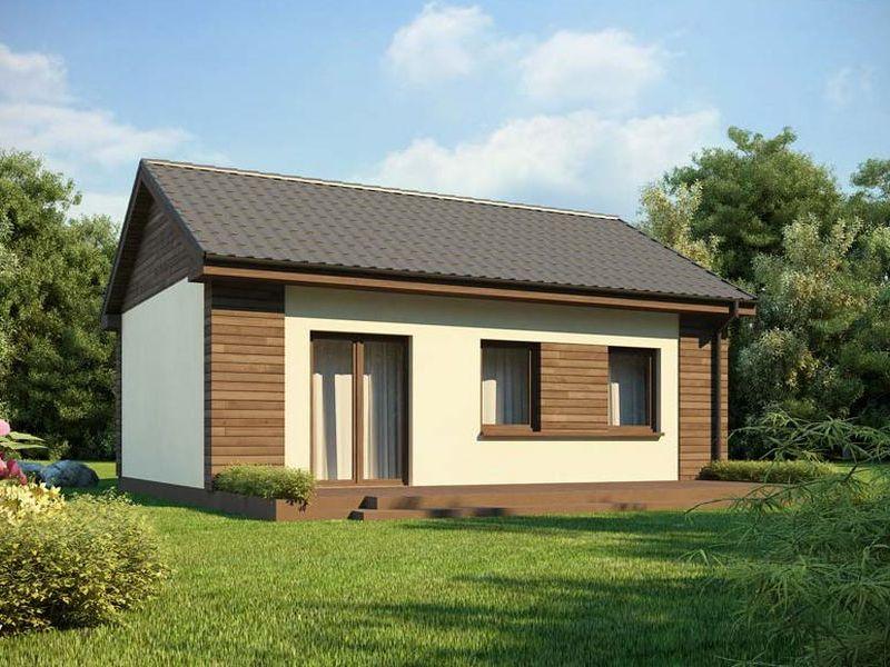 Proiect de casa mica parter 11011 2 for Case parter 3 camere