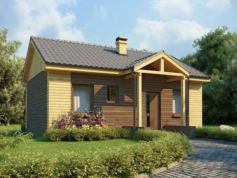 Proiect de casa mica parter 11011 3 for Case parter 3 camere