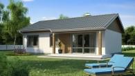 Pret proiect =889 Euro Descrierea proiectului Living cu Bucatarie Deschisa, 3 Dormitoare si 1 Baie Suprafata utila: 82 m² Suprafata construita: 101 m² Inaltime: 5.33 m Pret constructie la rosu (aproximativ): 22.220 Euro (220Euro/m² construit) […]