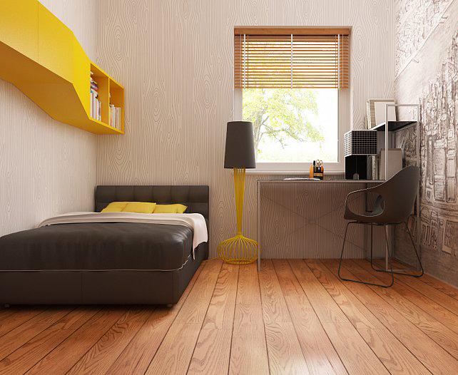 Proiect de casa mica parter 7011 interior3 for Case parter 3 camere