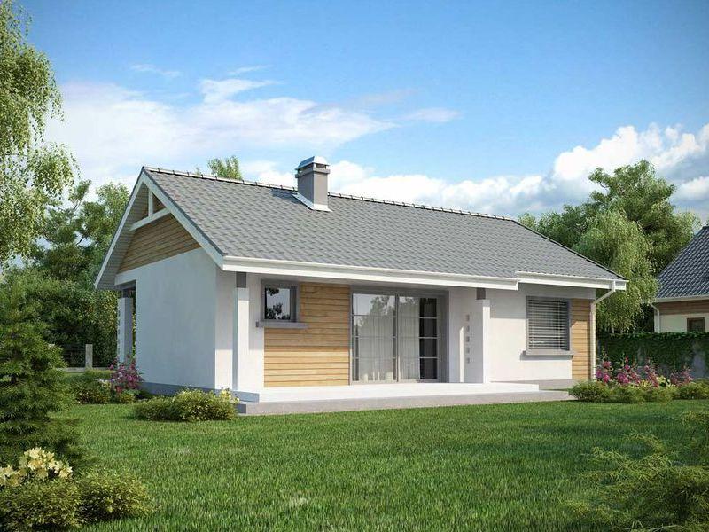 Proiect de casa ieftina cod 11078 parter 3 camere for Case parter 3 camere