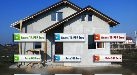 Casa P+M 130mp si Teren 440mp cu Avans si Rate La Dezvoltator Zona Prel. Ghencea – Sos. Alexandriei – Str. Safirului Conditii de plata:            […]