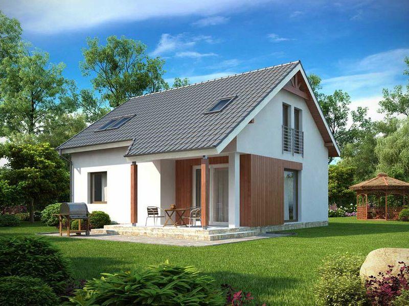 Casa cu mansarda 160mp cu avans si rate la dezvoltator 11057 for Proiect casa 100 mp fara etaj