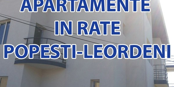 Apartamente in Popesti, pe Sos Oltenitei cu plata in Rate La Dezvoltator Localizare = Popesti – Ilfov, Sos. Oltenitei Regim de inaltime = S+P+E+M Utilitati = Apa + Canal + Electricitate + Gaz Strada de […]