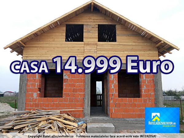 Casa 112 mp la super pret euro acum si cu plata in rate for Case de lemn pret 10000 euro