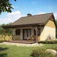 Pret proiect = GRATUIT (proiectul este gratuit doar pentru clientii care decid sa construiasca impreuna cu echipa noastra) Economisiti 699 Euro pentru Proiect Casa Descrierea proiectului Living, 1 Dormitor si 1 Baie Suprafata utila: 50m² […]