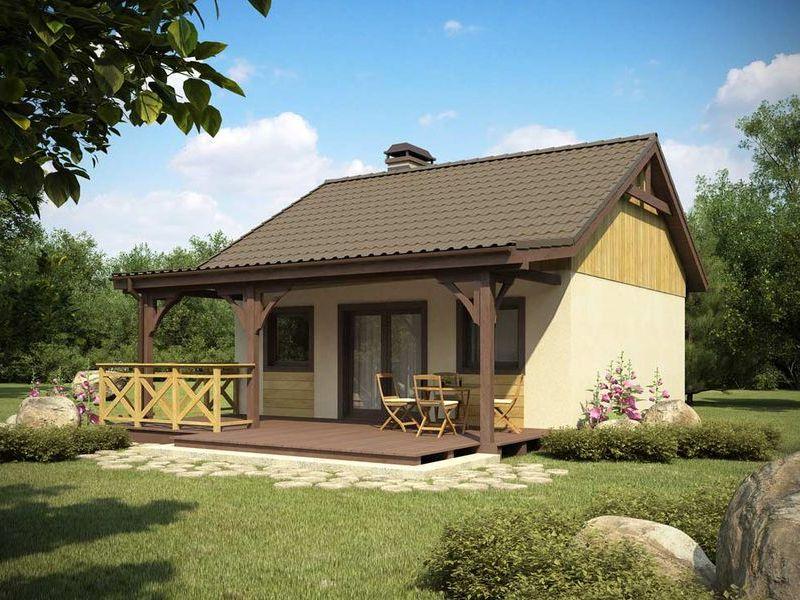 Constructie ieftina casa parter 2 camere proiect gratuit for Case din lemn pret 5000 euro